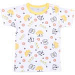 Pijamale vară cu mânecă scurtă și pantaloni scurți imprimeu model animăluțe și fructe | liloo