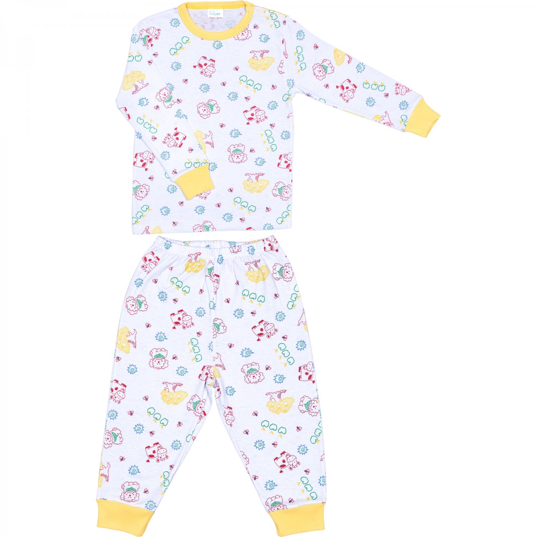 cele mai ieftine pantofi de sport reducere mare Pijamale primăvară-toamnă imprimeu model animăluțe și fructe la 27 ...