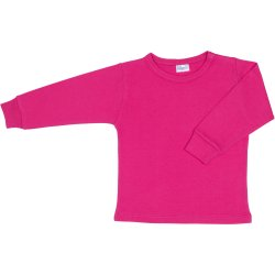 Fuchsia long-sleeve undershirt