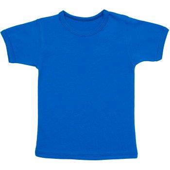 Tricou mânecă scurtă albastru