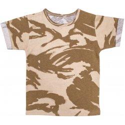 Camouflage short-sleeve tee