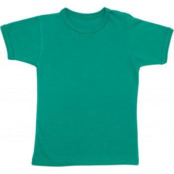 Tricou mânecă scurtă verde mint