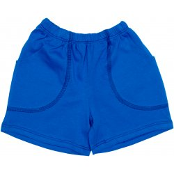 Blue play shorts