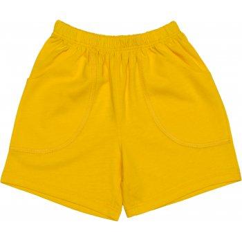 Pantaloni scurți galbeni | liloo