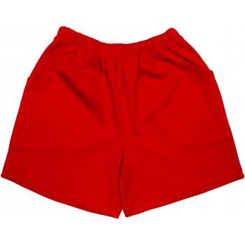 Pantaloni scurți roșii | liloo