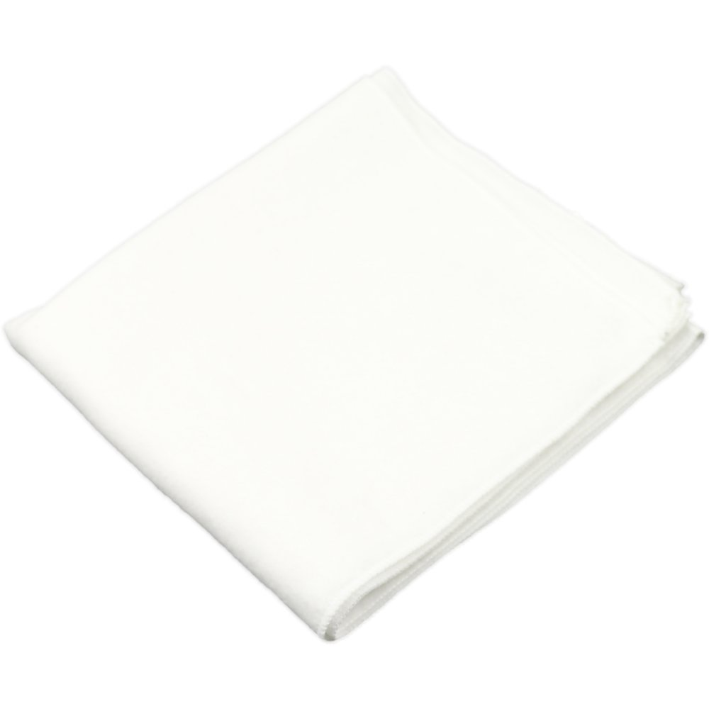 Scutec lavabil refolosibil - bumbac (finet) alb | liloo
