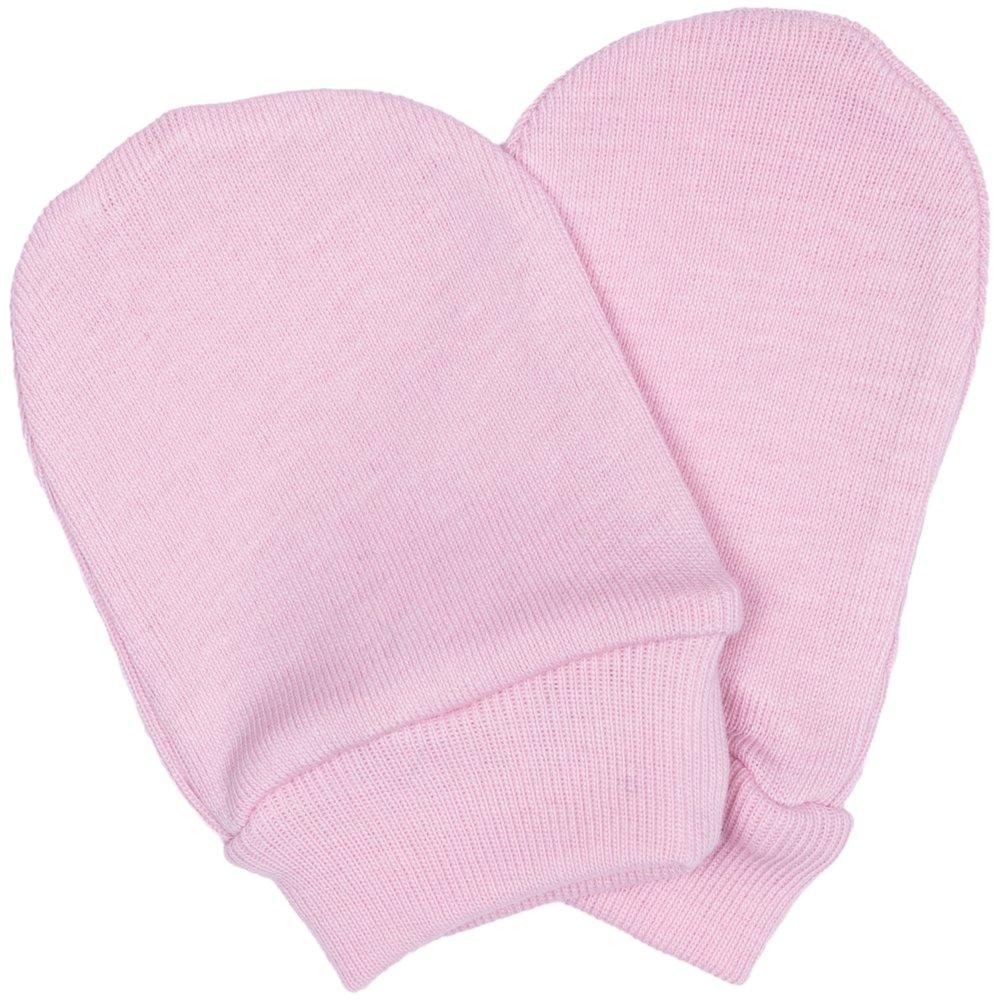 Mănuşi roz nou-născut | liloo