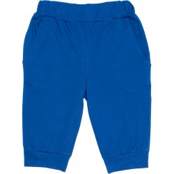 Blue capri trousers