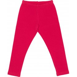 Fuchsia thick leggings