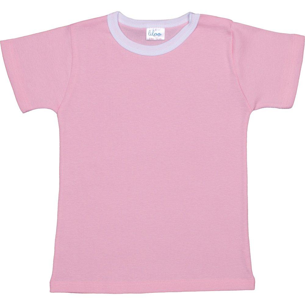 Bluza casa maneca scurtă roz | liloo