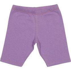Purple short leggings