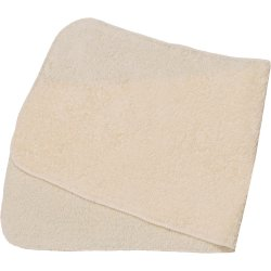 Ivory burp cloth