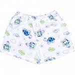 Pijamale vară cu mânecă scurtă și pantaloni scurți imprimeu model țestoase | liloo