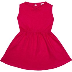 Fuchsia summer dress