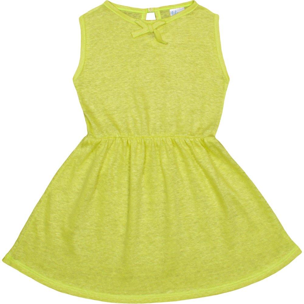 Rochiță galbena neon | liloo