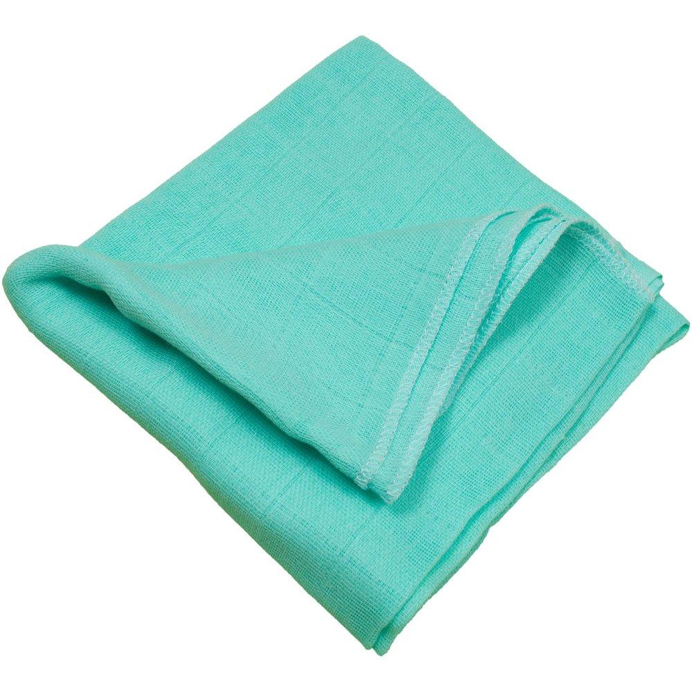Scutec tetra (bumbac) aqua - lavabil și refolosibil | liloo