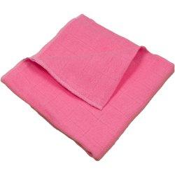 Scutec tetra (bumbac) roz - lavabil și refolosibil