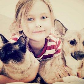 Cele mai bune animale de companie pentru copilul tau