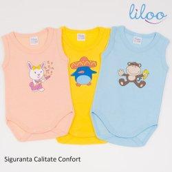 De ce foloseste Liloo Baby materiale certificate calitativ OEKO-TEX Clasa I pentru confectiile sale?