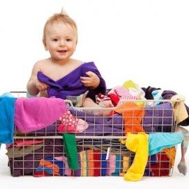 De ce să alegem haine de bebeluși realizate din bumbac de calitate?