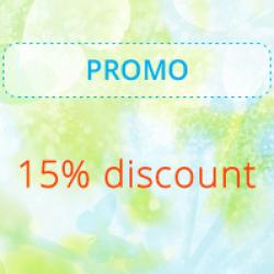 Promoție Ziua Copilului 2017 - Reducere 15%
