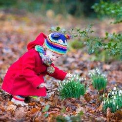 Plimbarea in parc cu micutul tau: ce trebuie sa stii la inceput de primavara