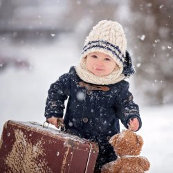 Caciuli bebelusi de iarna. Cum sa le alegi pentru ca micutul tau sa se bucure de caldura si confort