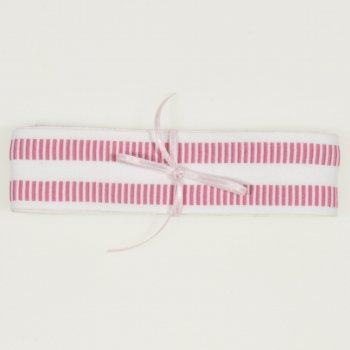 Fasa botez roz cu alb | liloo