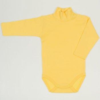 Body maneca lunga tip helanca (maleta) minion yellow uni | liloo