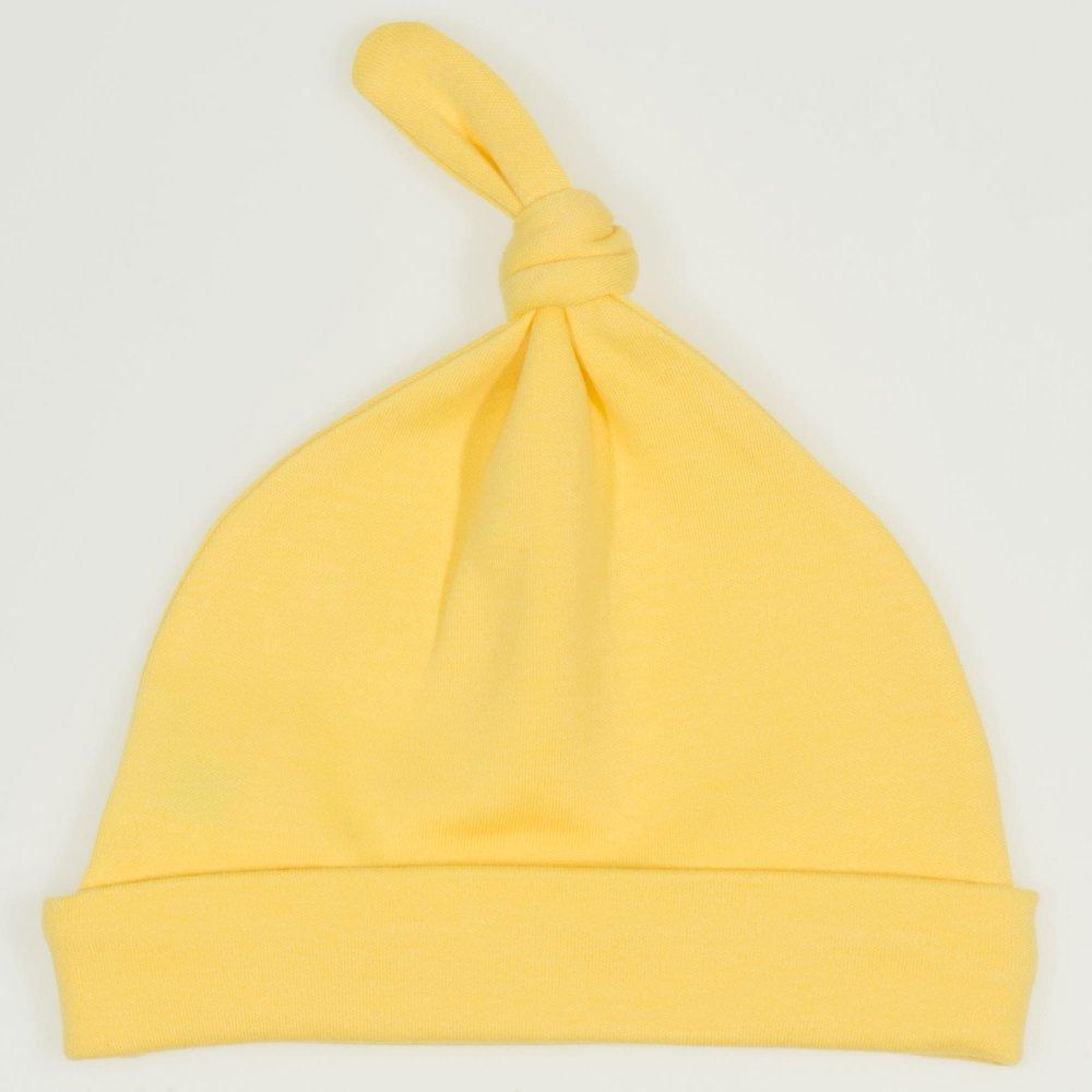 Caciulita cu mot - minion yellow | liloo