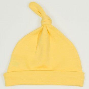 Caciulita cu mot - minion yellow