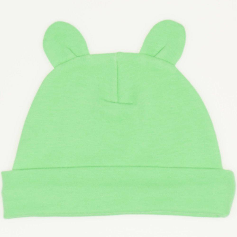 Caciulita cu urechi - irish green | liloo