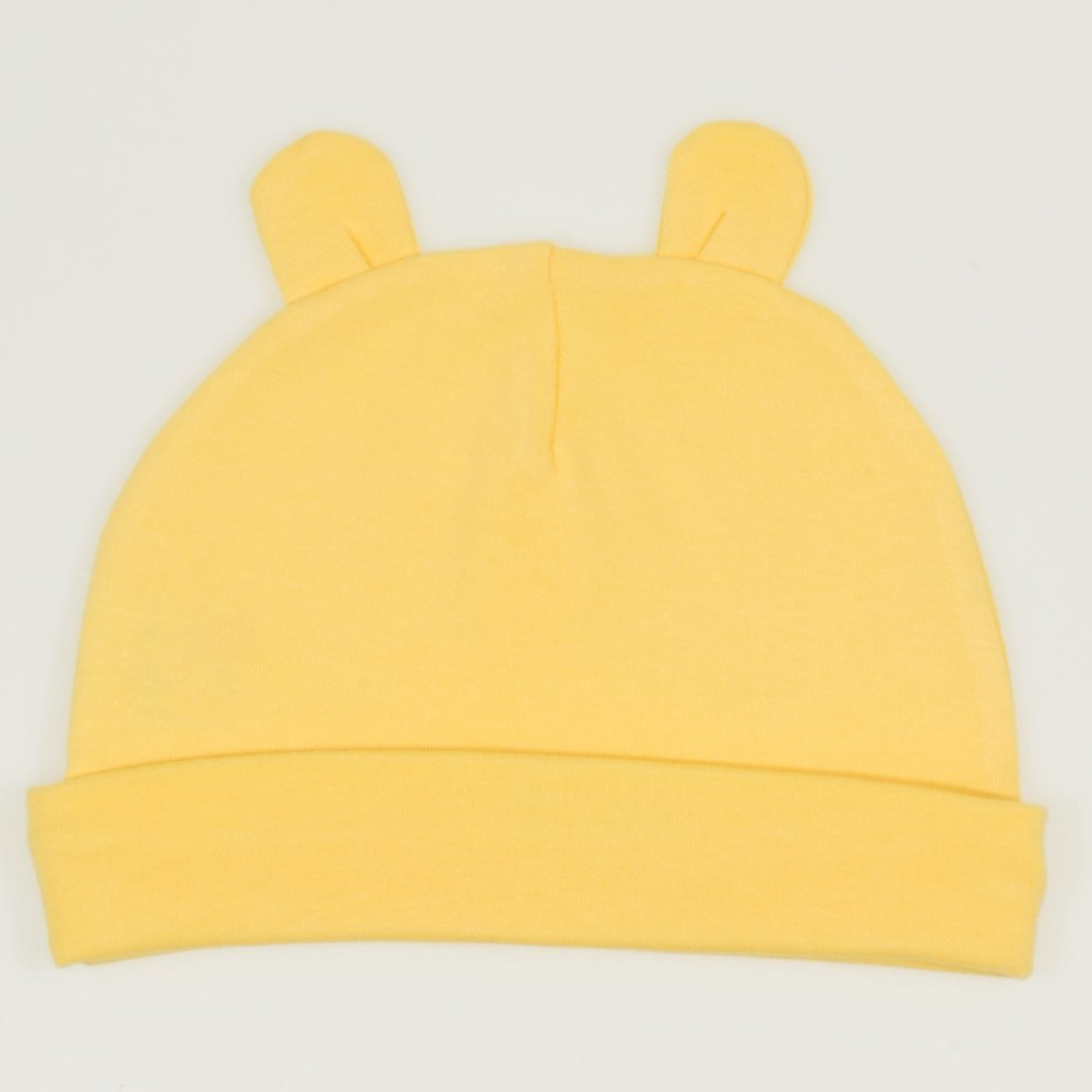 Caciulita cu urechi - minion yellow | liloo