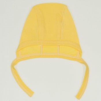 Caciulita tip boneta - minion yellow   liloo
