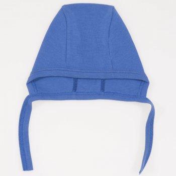 Caciulita tip boneta - albastru inchis
