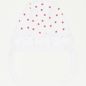 Caciulita tip boneta - model stelute rosii