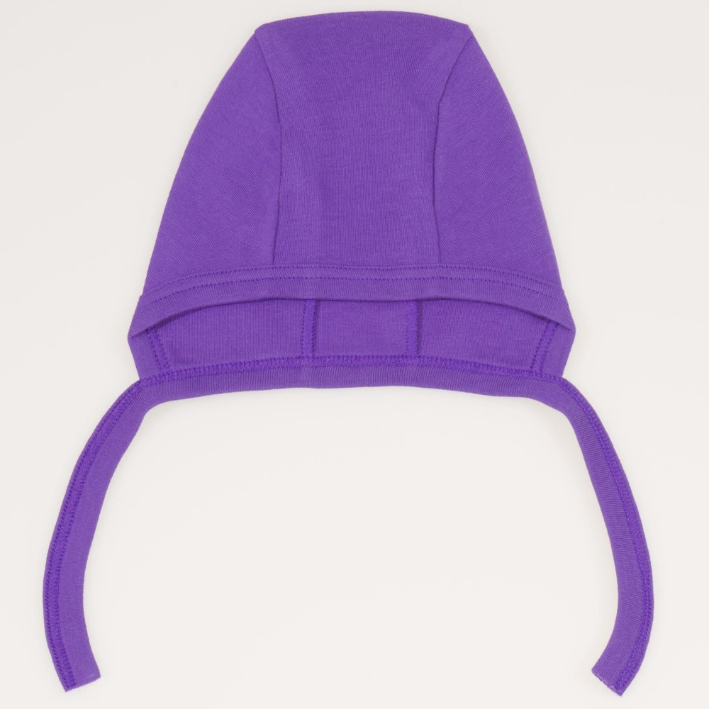 Caciulita tip boneta - mov deep lavender | liloo