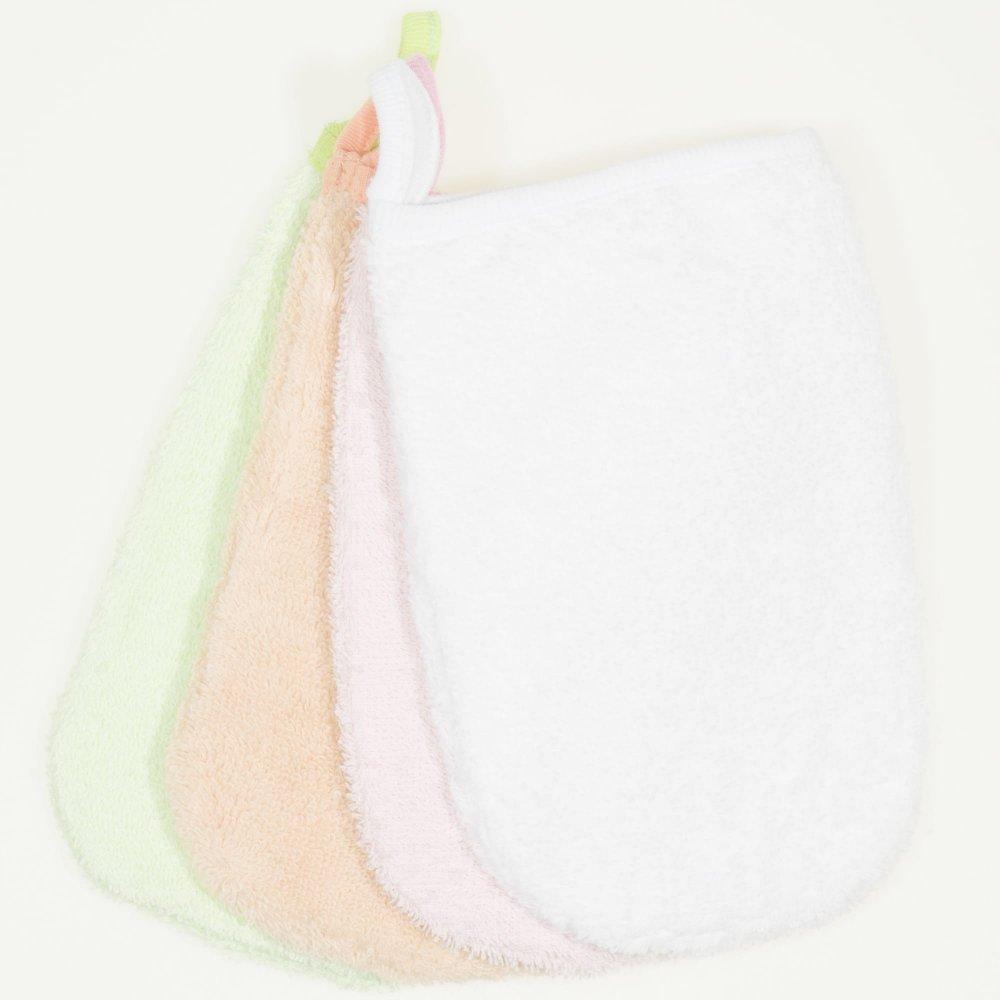 Manusi baie bebe - set 4 bucati | liloo