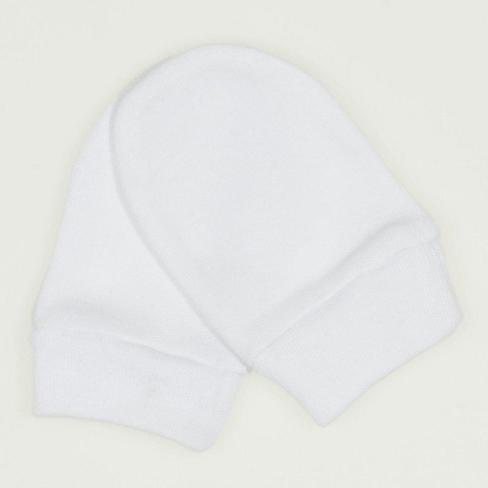 Mănuşi albe nou-născut | liloo
