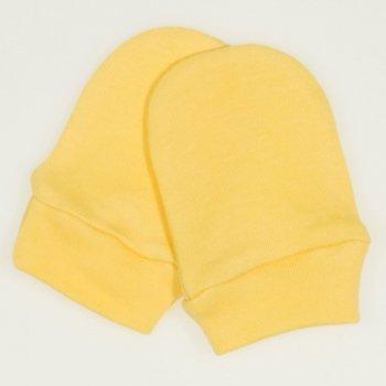 Mănuşi minion yellow nou-născut