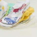 Manusi nou-nascut - set economic 10 perechi culori baieti | liloo