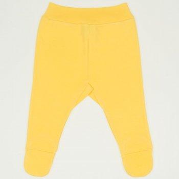 Pantaloni cu botosei banda minion yellow  | liloo