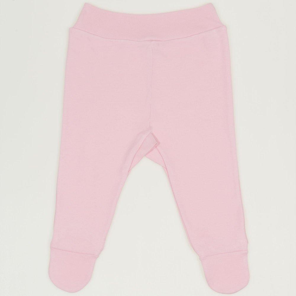 Pantaloni cu botosei banda orchid pink  | liloo