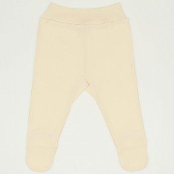 Pantaloni cu botosei banda vanilla custard  | liloo