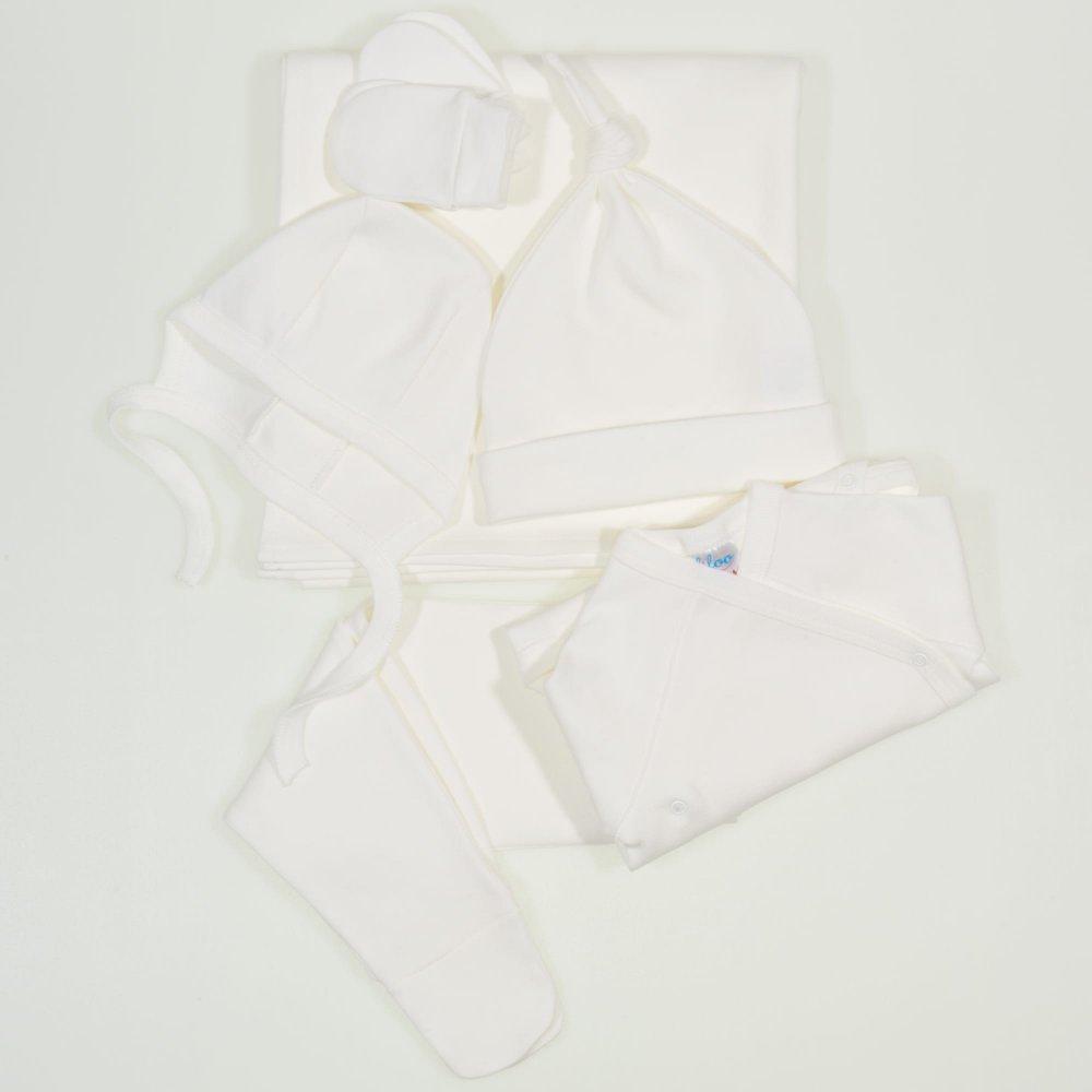 Set bebelusi 7 piese blanc de blanc | liloo