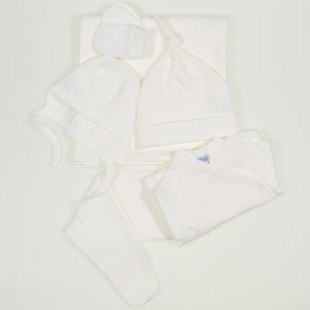 Set bebelusi 7 piese blanc de blanc