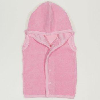 Vesta catifea roz