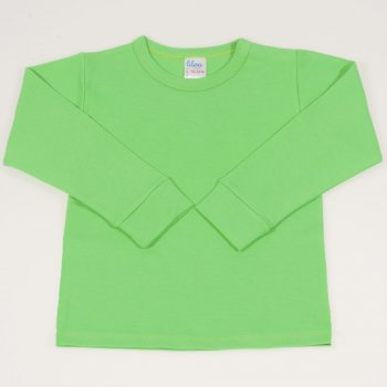 Bluza casa maneca lunga irish green