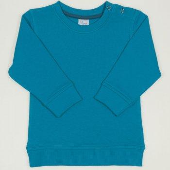 Bluza trening subtire enamel blue | liloo.ro