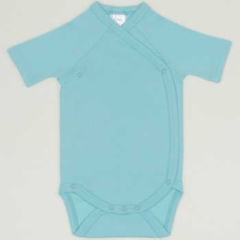 Body capse laterale maneca scurta blue radiance uni | liloo